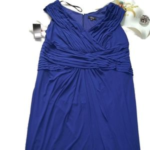 NWT TADASHI Collection TOO Size 3x Blue